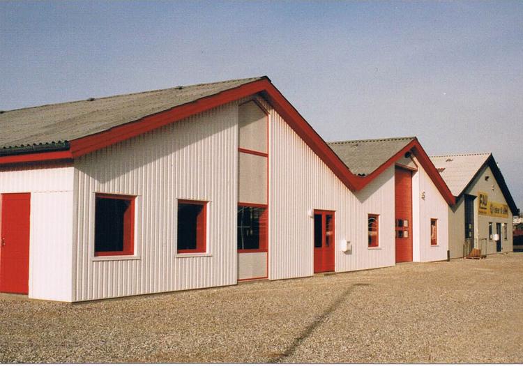 Kontor i Vissenbjerg og Middelfart