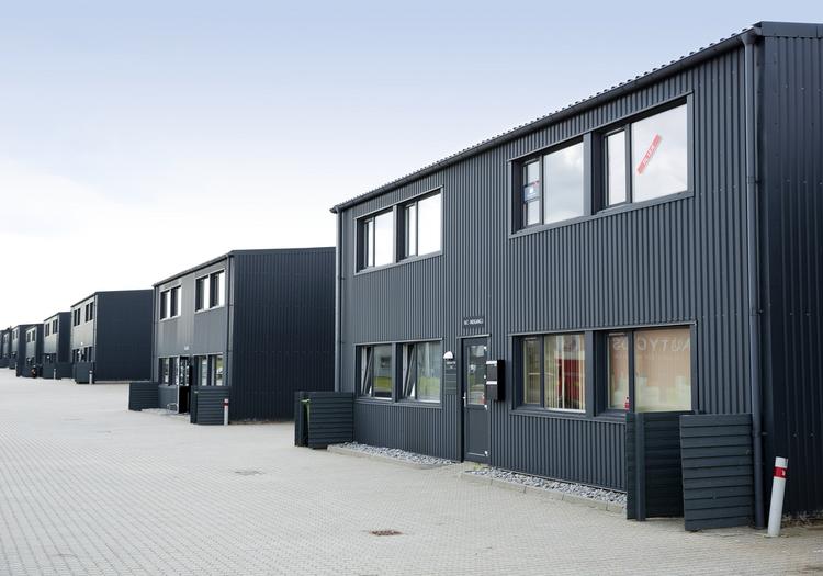 Kontor til leje i Odense SØ