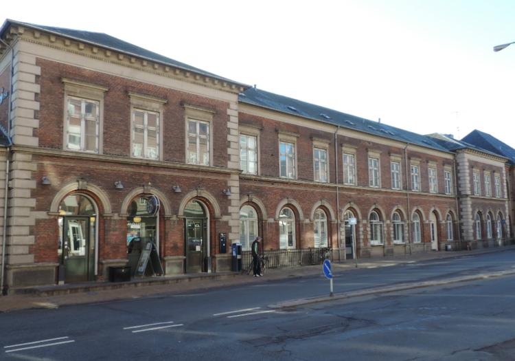 Kontor til leje i Svendborg