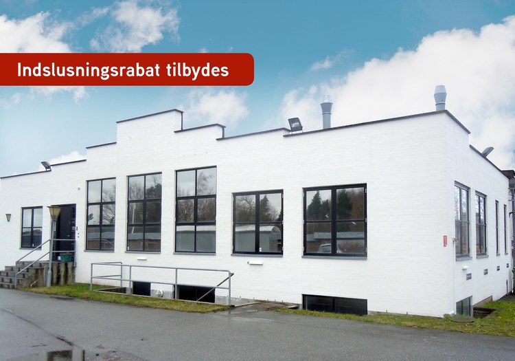 Billige kontorer til leje i Odense NV